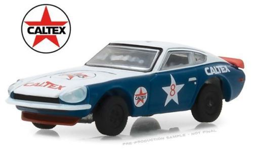 1970 Datsun 240Z - Greenlight 1:64 #41050-E