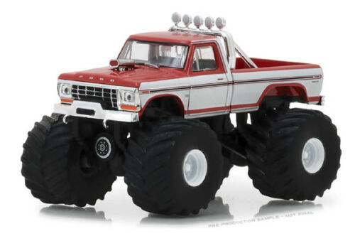 1979 Ford F-250 - Greenlight 1:64 #49010-E