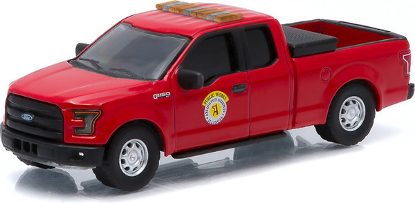 2015 FORD F-150 - Greenlight 1:64 #29844
