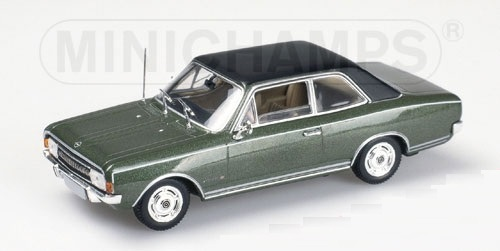 Opel Commodore A 1966 Minichamps 1:43  430046160
