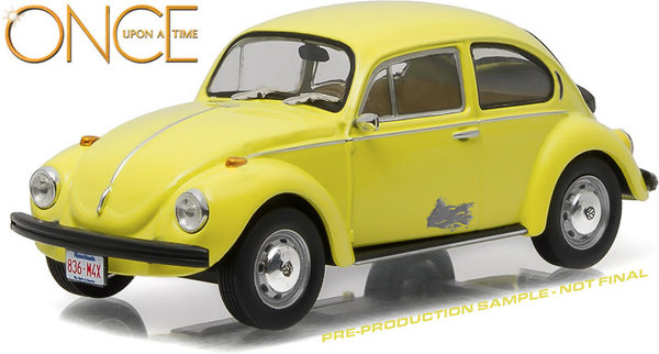 VOLKSWAGEN BEETLE - Greenlight 1:43 86494 ONCE UPON A TIME