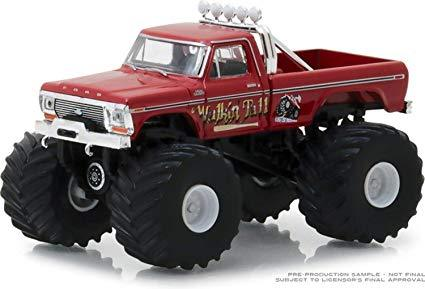 1979 Ford F-250 - Walkin'Tall - Greenlight 1:64 49020-E