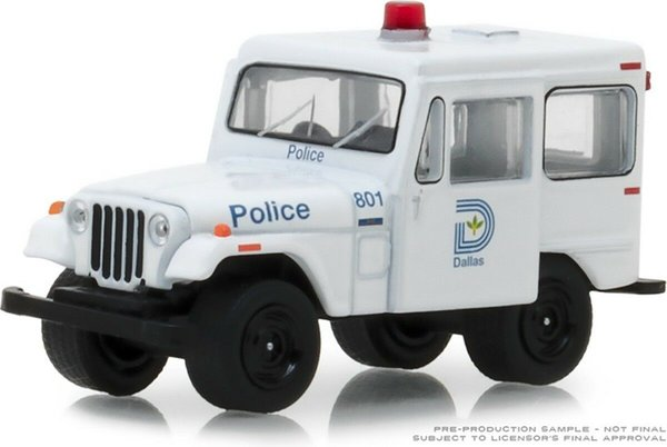 1977 Jeep - Greenlight 1:64 #42860-B