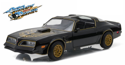 1977 Pontiac Firebird Transam - Greenlight 1:24 #84013