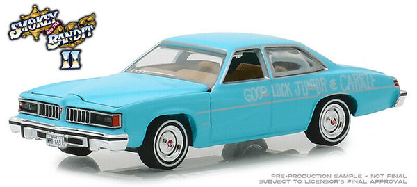 1977 Pontiac Lemans - Greenlight 1:64 #44830-B