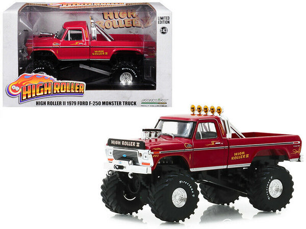 1979 Ford F-250 - High Roller II - Greenlight 1:43 #86162