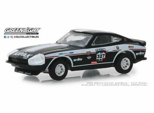 1974 Datsun 260Z - Greenlight 1:64 #13240-E