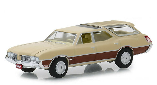 1970 Oldsmobile Vista Cruiser - Greenlight 1:64 #44840-E