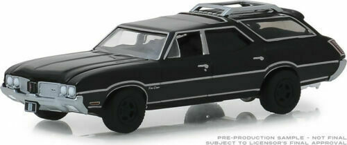 1970 Oldsmobile Vista Cruiser - Greenlight 1:64 #27990-C