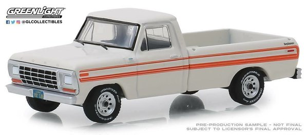 1979 Ford F-250 - Greenlight 1:64 #35130-D