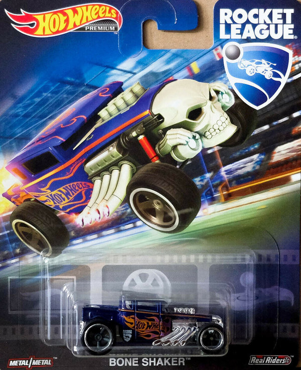 Bone Shaker - Hot Wheels 1:64 #FYP64