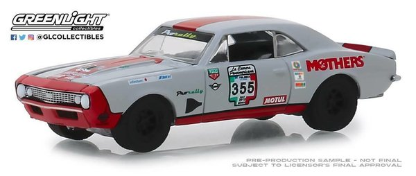 1967 Chevrolet Camaro - Greenlight 1:64 #13240-C