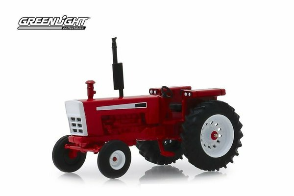 1973 Tractor - Greenlight 1:64 #48030-C