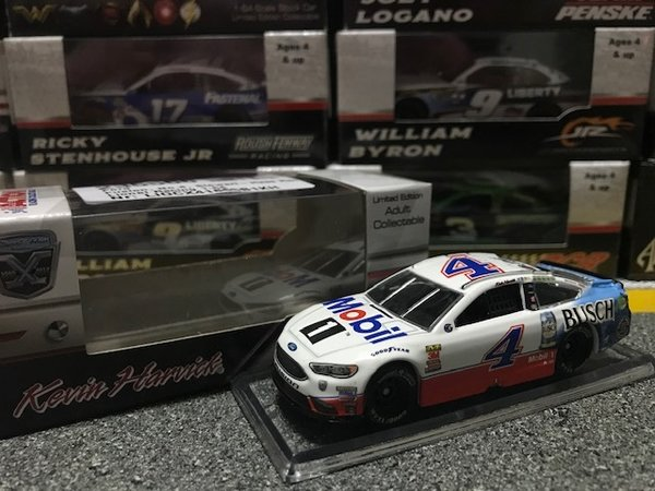 Lionel Racing Nascar Kevin Harvick #4 Ford Fusion 2018 Mobil1 Busch Beer