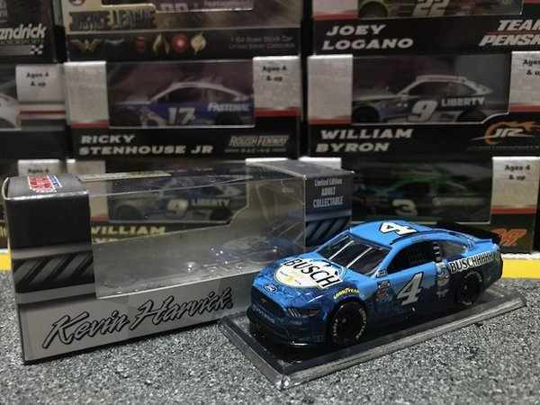 Lionel Racing Nascar Kevin Harvick #4 Ford Mustang 2020 Busch Beer