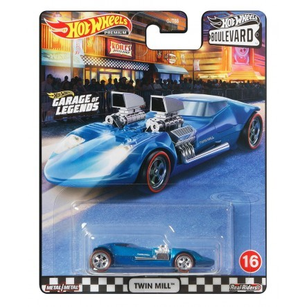 Mattel Hot Wheels Premium Boulevard - Twin Mill GJT68 / GJT88