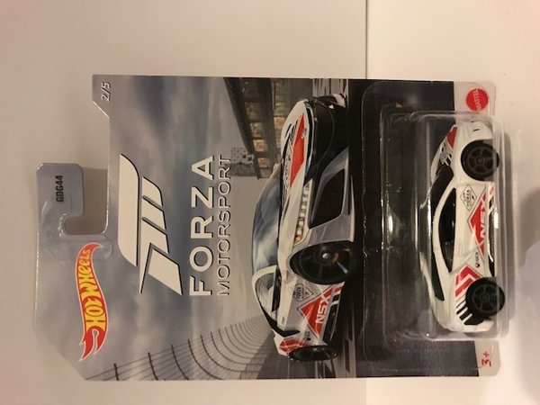 Hot Wheels 2017 Acura NSX GJV68