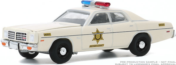 30187 | 1:64 1975 Dodge Coronet - Hazzard County Sheriff (Hobby Exclusive)