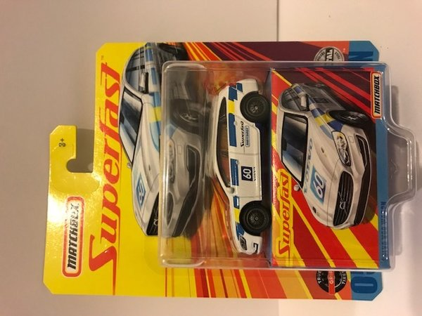 Matchbox Superfast #5 Volvo V60 Wagon GKP45